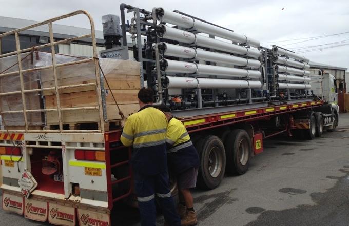 Storage of Mining Equipment