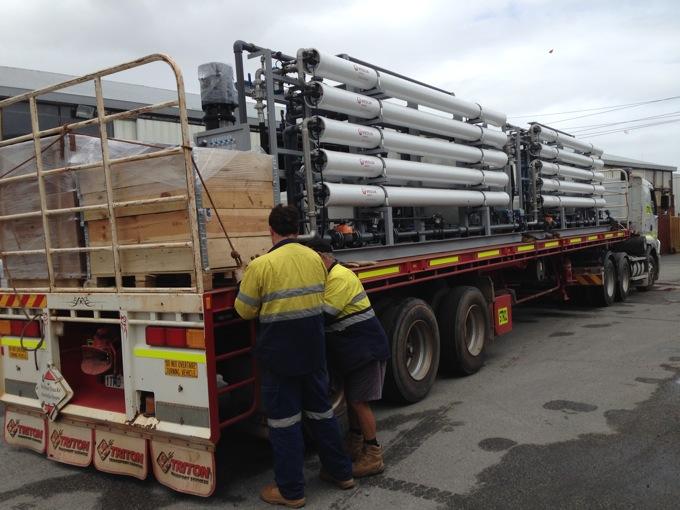 storage perth mining equipment