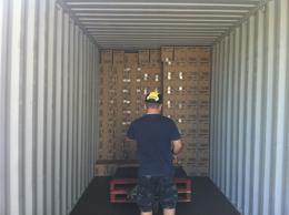 Container Destuff
